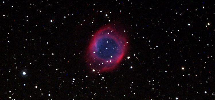 NGC 7293 ou nébuleuse de l'Hélice