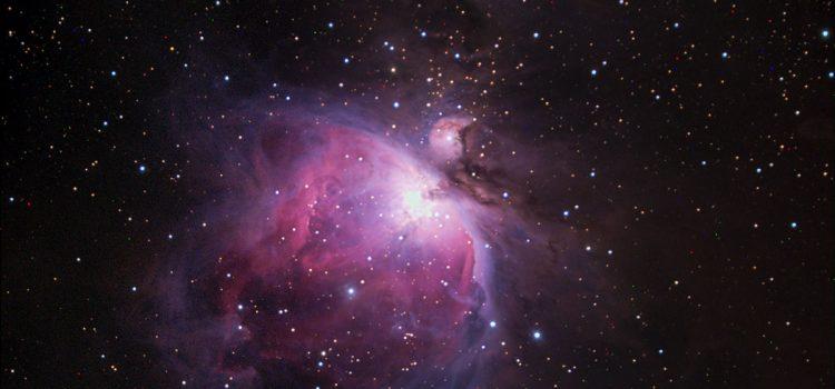 M42 Nébuleuse d'Orion